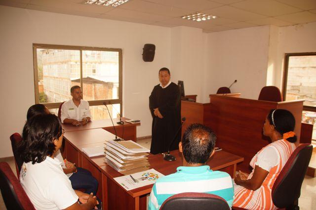 Solicitud de restitución de derechos territoriales en favor del Consejo Comunitario Villa Arboleda fue presentada a la justicia en Putumayo