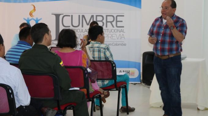 Institucionalidad del Putumayo se reúne en torno a la consulta previa