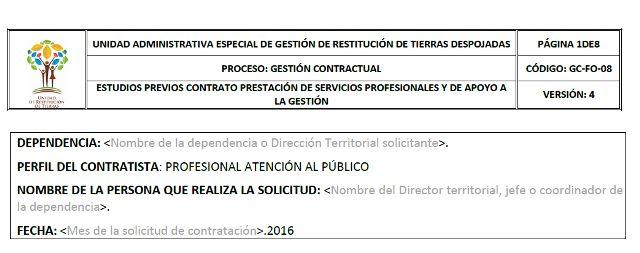 Convocatoria de la Unidad Administrativa de Restitución de Tierras – Territorial Putumayo