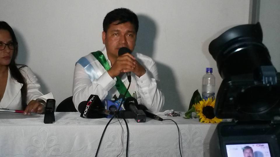 """Alcaldía está en """"quiebra"""": José Castro"""
