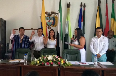 Elegida Nueva Mesa Directiva Asamblea Departamental Putumayo