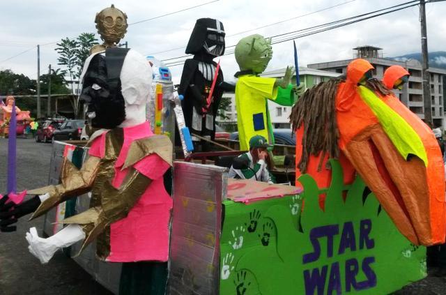 Programación 6 de Enero – Día de Blancos  en el Carnaval de Mocoa