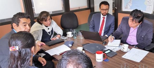 Importantes gestiones de la nueva Dirección de CORPOAMAZONIA con entidades del Sistema Nacional Ambiental-SINA y Colciencias.