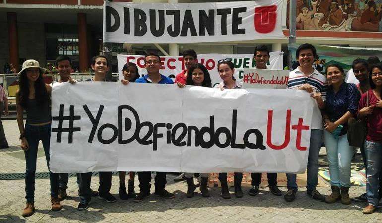 Suspendido semestre académico en la Universidad del Tolima