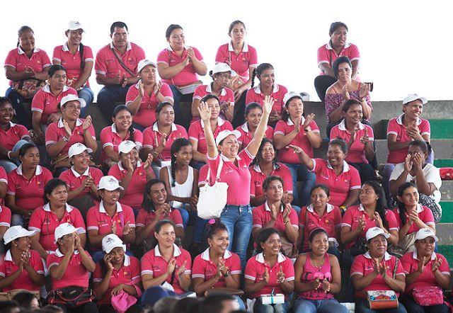 Cerca de 100 mil hogares de la Amazonía empiezan a recibir pago de Más Familias en Acción