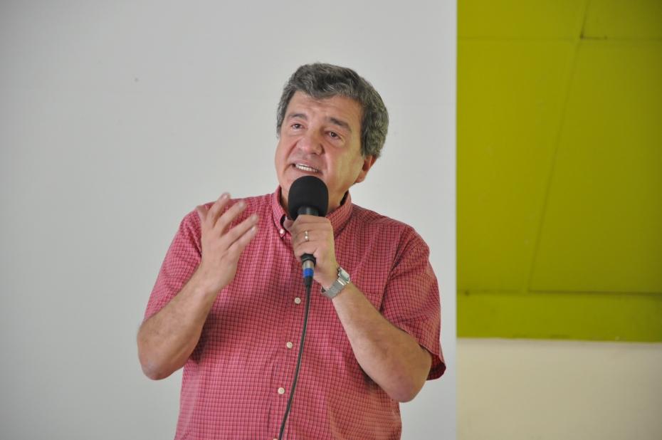 """""""Si las FARC tienen tanto afán de hacer política, que firmen los acuerdos de paz"""""""