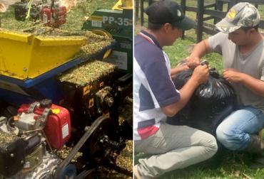Ganaderos del Putumayo se preparan para no sufrir por El Niño