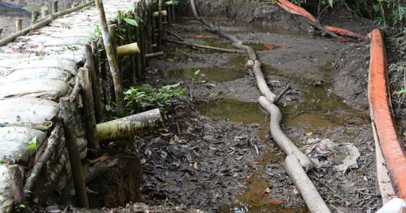 Ponencia que pone en jaque a la industria petrolera colombiana