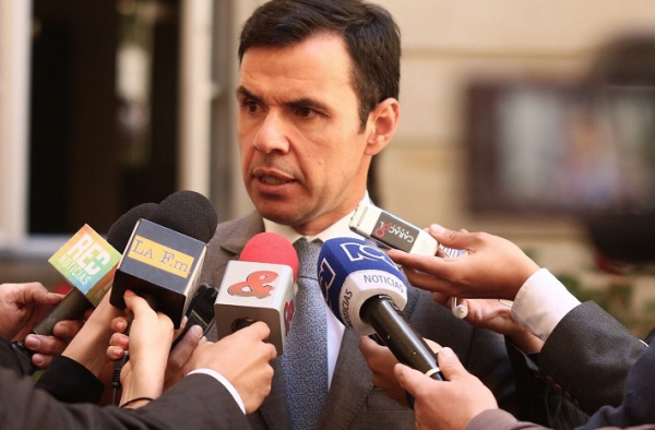 Guillermo Rivera, nuevo viceministro del Interior