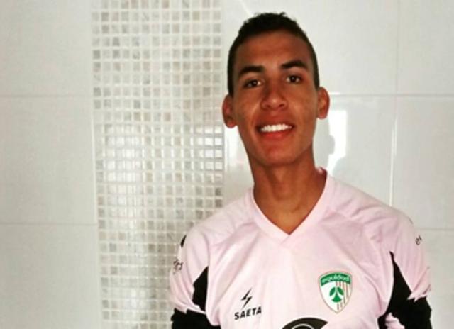 Edinson Ramirez: Jugador Mocoano que Viaja a Europa.