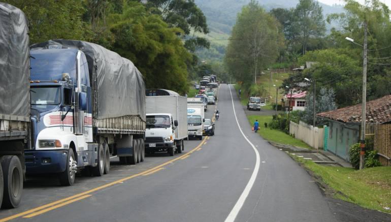 Más de 20 municipios del país afectados por movilizaciones agrarias