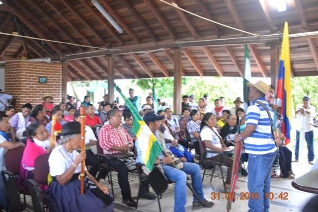 Pueblos Indigenas del Putumayo se Declaran en Minga de Resistencia