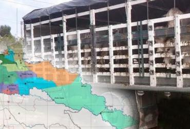 Proliferación de rutas del contrabando en Putumayo