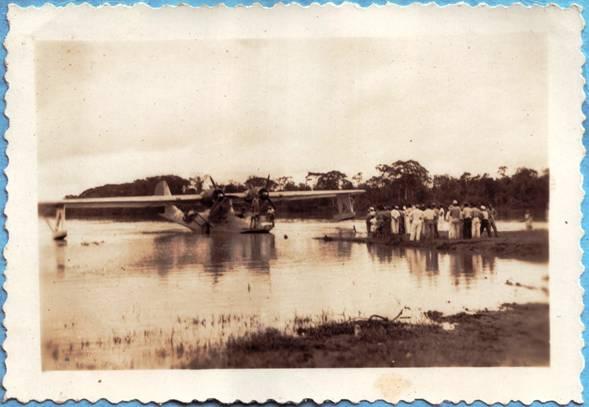 Hidroavión en el Putumayo – Retrospectiva