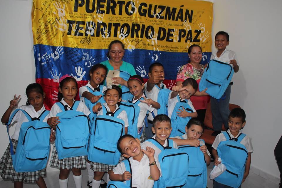 Gestora Social de Puerto Guzmán incentiva la investigación en su municipio