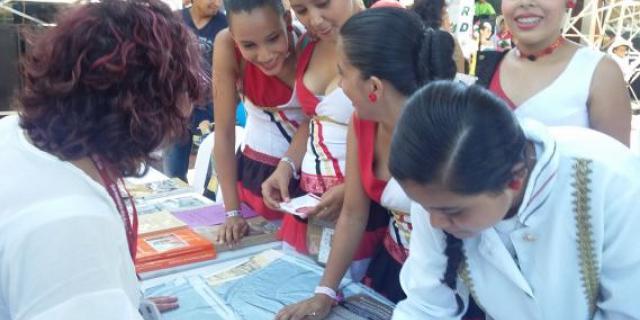 Archivo General de la Nación presente en Puerto Asís en la Feria Nacional de Servicio al Ciudadano