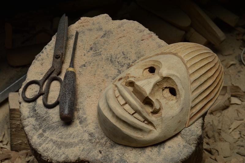 Lás máscaras de la memoria, arte indígena para seguir vivos