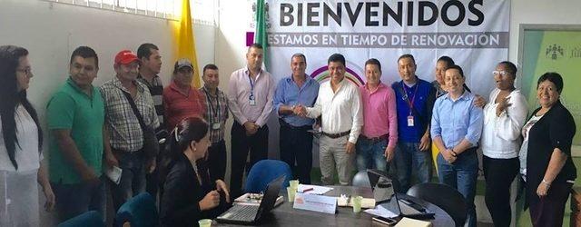 Trabajadores sindicalizados de la Alcaldía de Mocoa levantan el cese de actividades