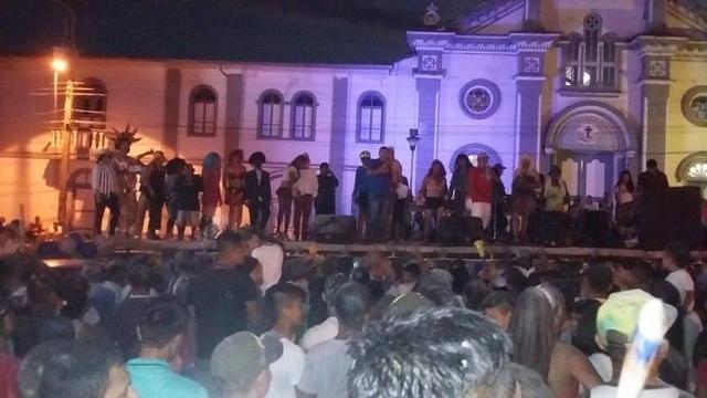 En Mocoa Putumayo se prendió el carnaval folclórico y va hasta el 7 de Enero