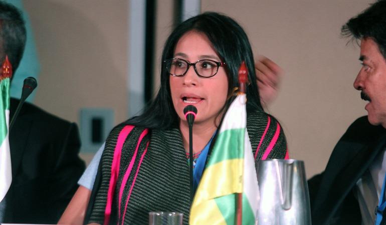 La absolución «exprés» de la Procuraduría a la gobernadora del Putumayo