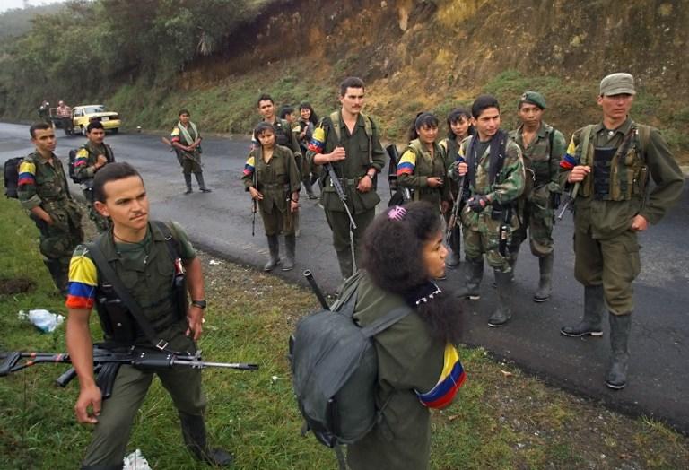 Denuncian a Farc de reclutar y explotar sexualmente niños en zonas de preagrupamiento en Antioquia