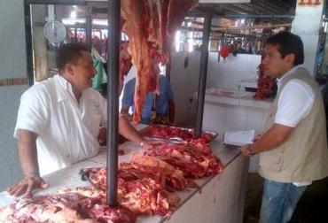Ganaderos solicitan mayores controles en expendios de carne