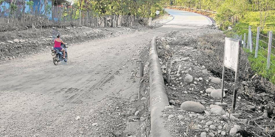 Inicialmente se desarrollarán obras en el municipio de Campo Alegre en Putumayo. ARCHIVO PARTICULAR