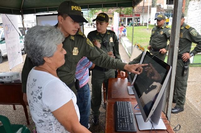 Lanzamiento del nuevo Código Nacional de Policía y Convivencia en el Putumayo