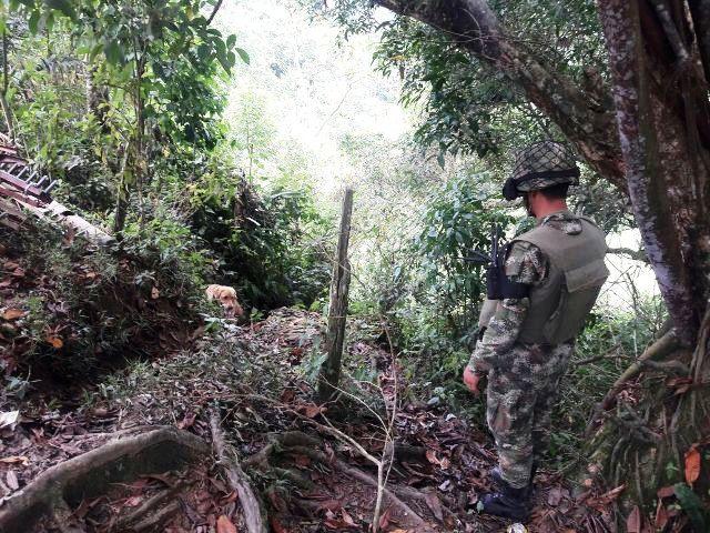 Ejército destruyó artefacto explosivo en comunidad indígena del Putumayo