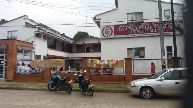 Euler Guerrero ratifica corrupción en Secretaría de Educación Departamental del Putumayo