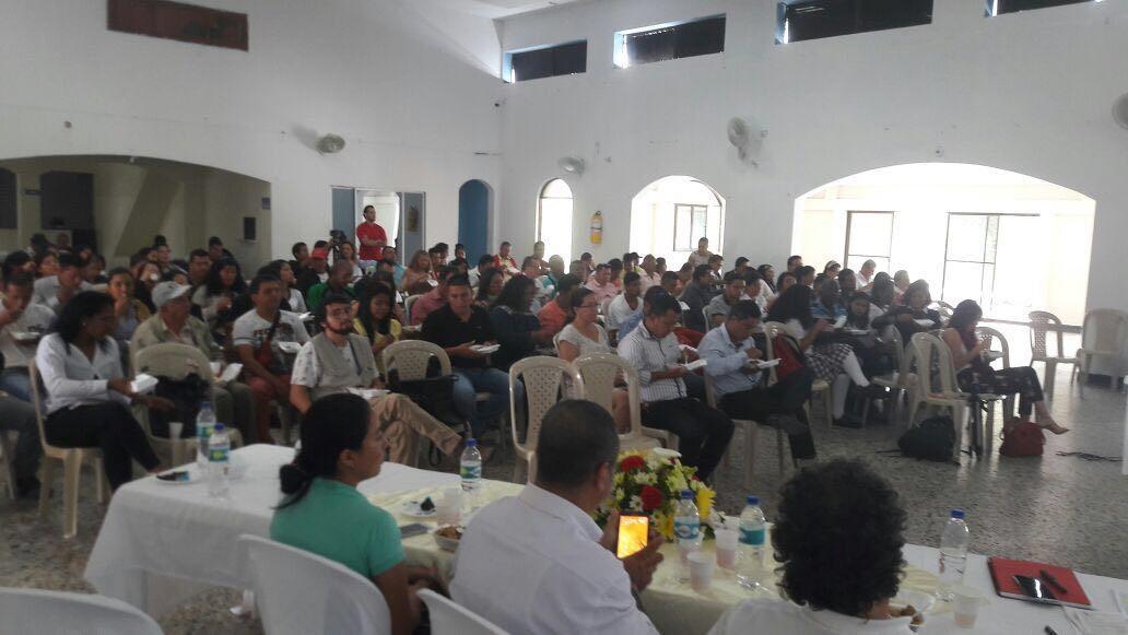 Orito fue sede del Foro educación para la construcción de paz de Putumayo