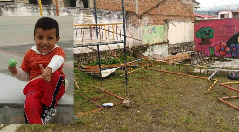 Accidente en un parque infantil terminó en la muerte de un niño en Colón, Putumayo