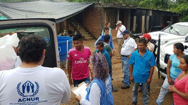 Cooperación internacional unen fuerzas para ayudas a damnificados de Mocoa