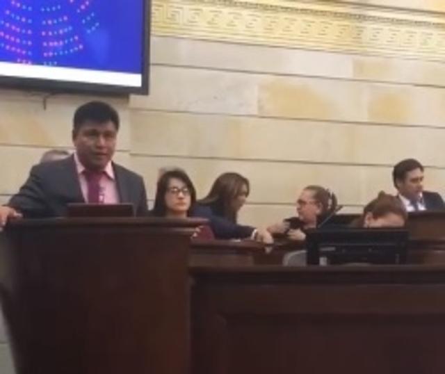 Senado de la República aprobó proposición Estampilla Pro Reconstrucción de Mocoa