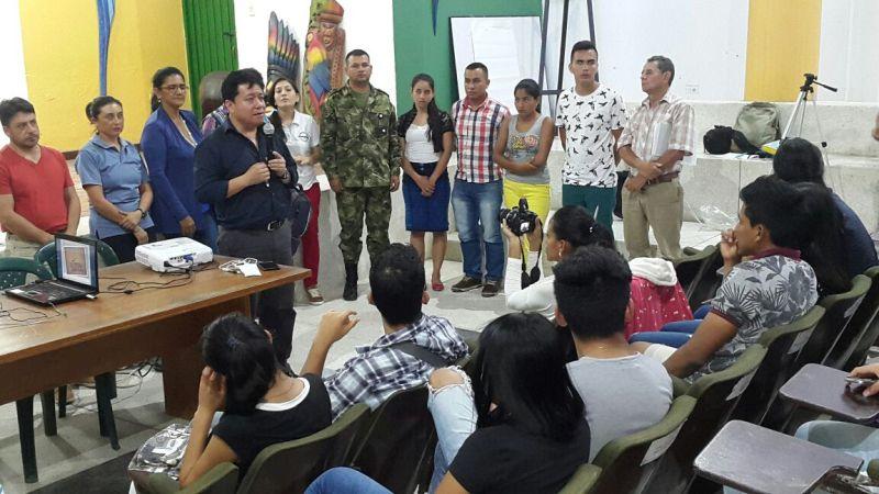 El Ejército Nacional participa en la conmemoración del día internacional de las aves