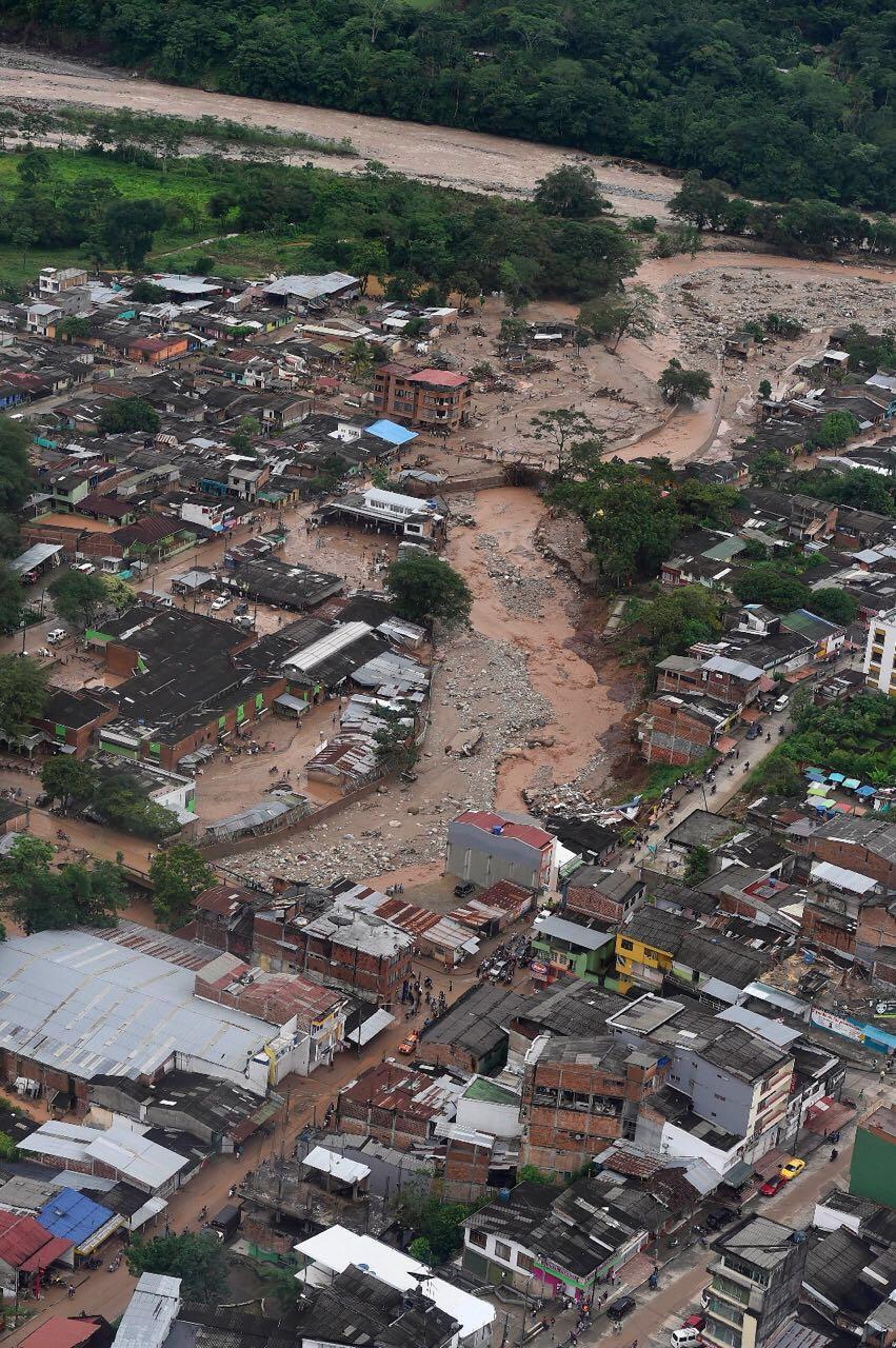 Sector ambiente entrega Guía de proyectos para la Gestión del riesgo de Desastres