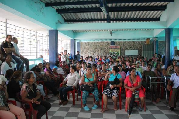 Las Abuelas y su trabajo en el Mercado de Mocoa