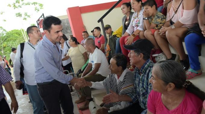MinInterior entregó Centro de Integración Ciudadana a Puerto Asís
