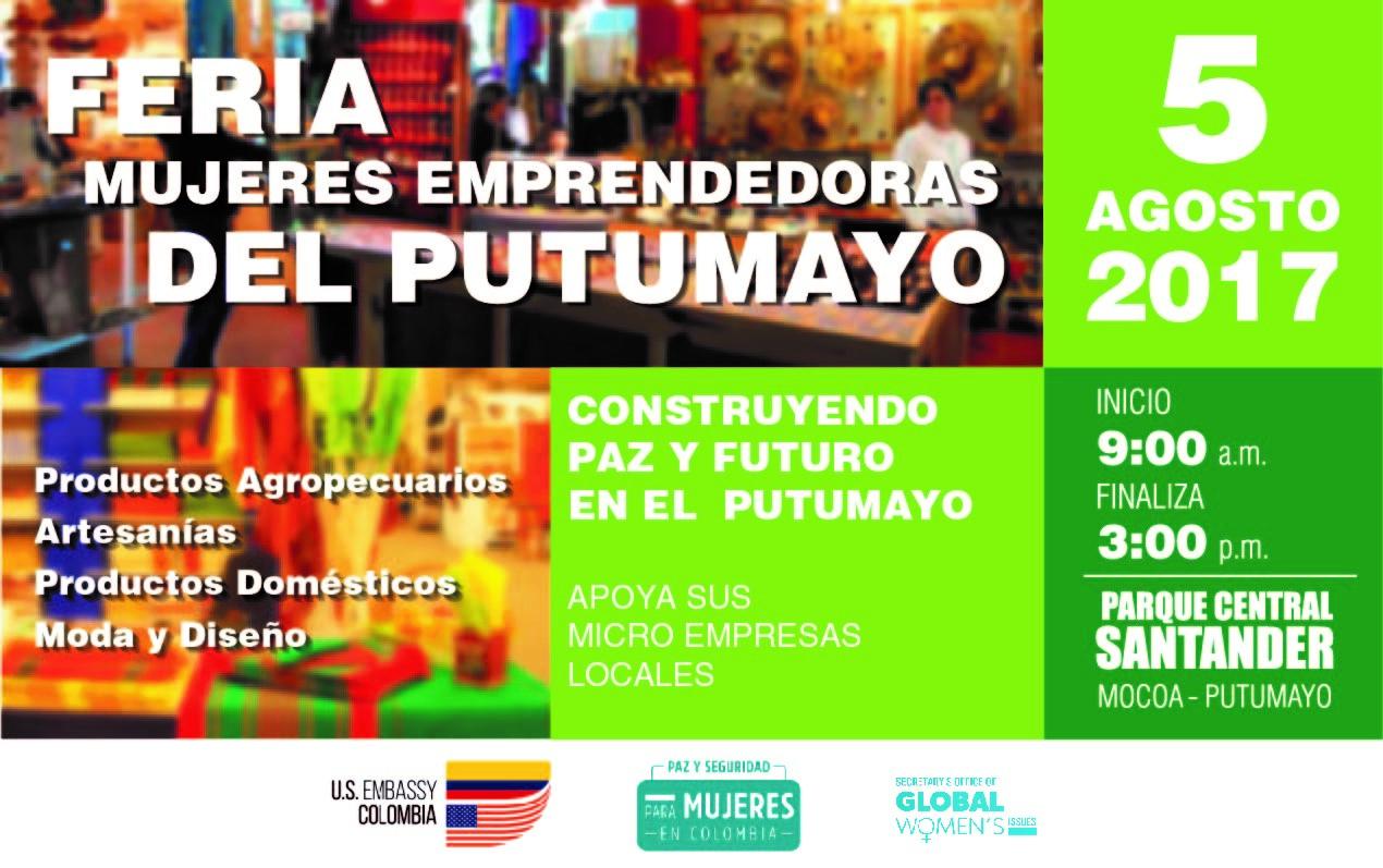 Feria de Mujeres Emprendedoras: Empoderamiento de Mujeres a través del Emprendimiento
