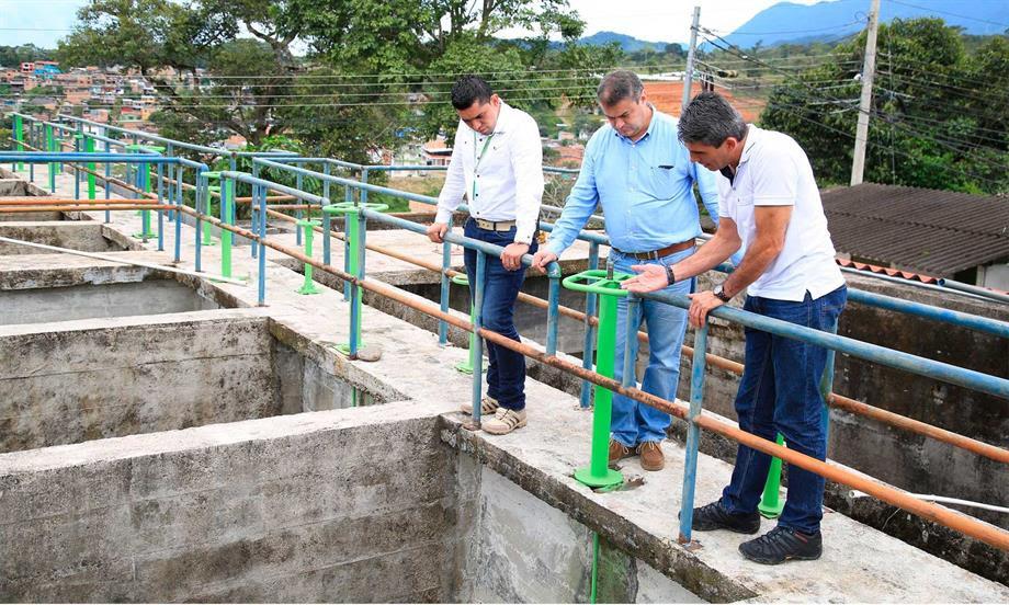 Aclaración avances de obras de acueducto en Mocoa