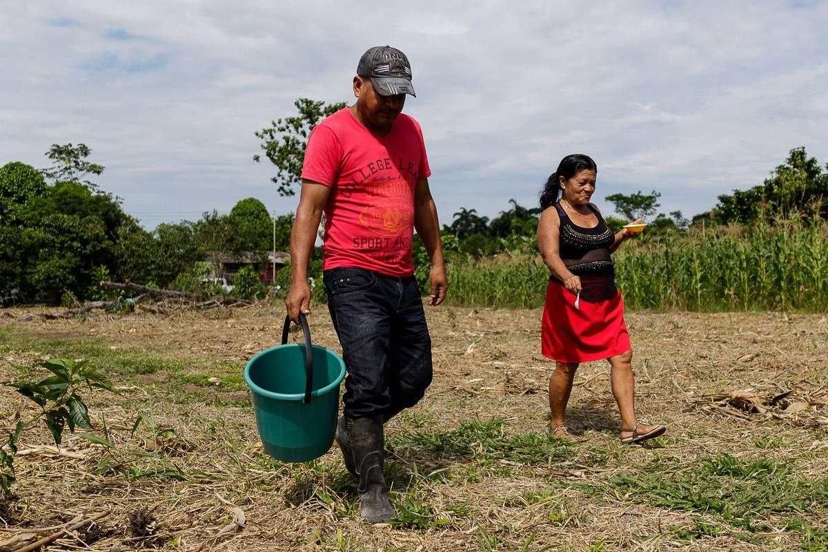 La vida después de la guerrilla y los paras en el sur del Putumayo