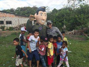 Colombia y Ecuador en Jornadas de Apoyo al Desarrollo