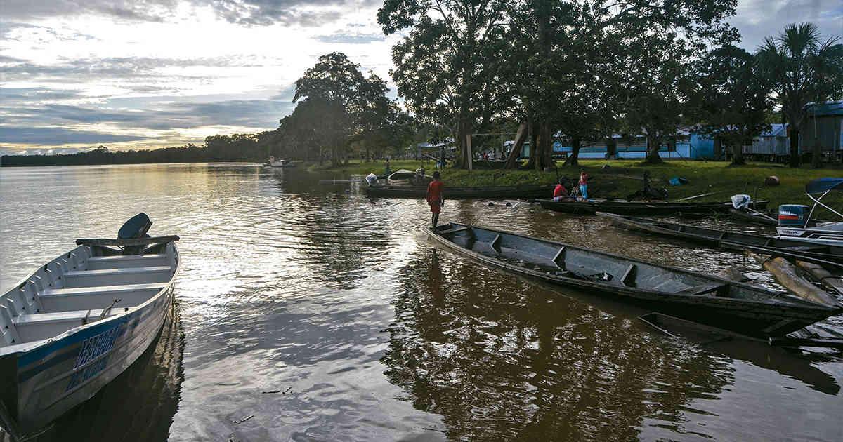 Viaje por las culturas del río Putumayo