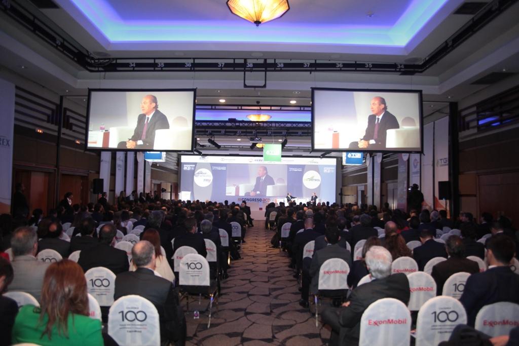 """""""Reglamentación del Cert dará señales para las inversiones petroleras de 2018"""", anunció el Gobierno Nacional en el marco del III Congreso ACP"""
