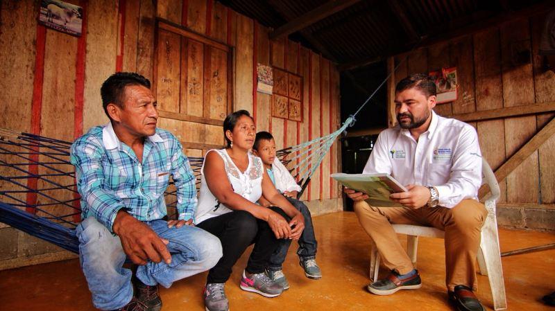 «Colombia sí está erradicando la coca, Putumayo está dando fe de eso»: Agencia de Tierras