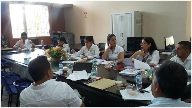 Ministra de Educación asiste a Sesión Ordinaria de Consejo Directivo del Instituto Tecnológico del Putumayo