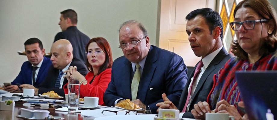 MinDefensa y MinInterior lideran Mesa Intergubernamental de apoyo a reconstrucción de Mocoa