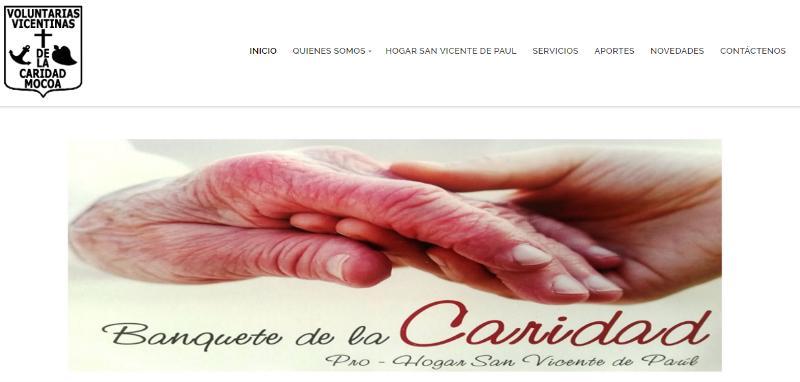 Banquete de la Caridad, pro Hogar San Vicente de Paul, Mocoa
