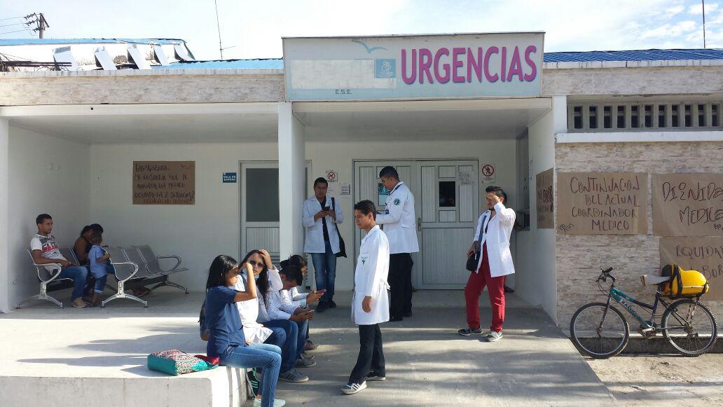 Cese de actividades de médicos en Hospital de Puerto Asís