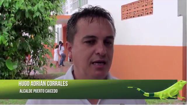 Ecopetrol hace presencia en Puerto Caicedo con obras de impacto social